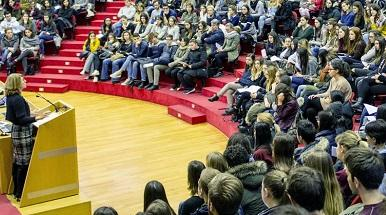 open day in aula magna