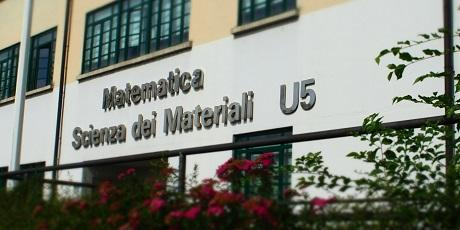 Deparment of Materials Science of the University of Milano-Bicocca